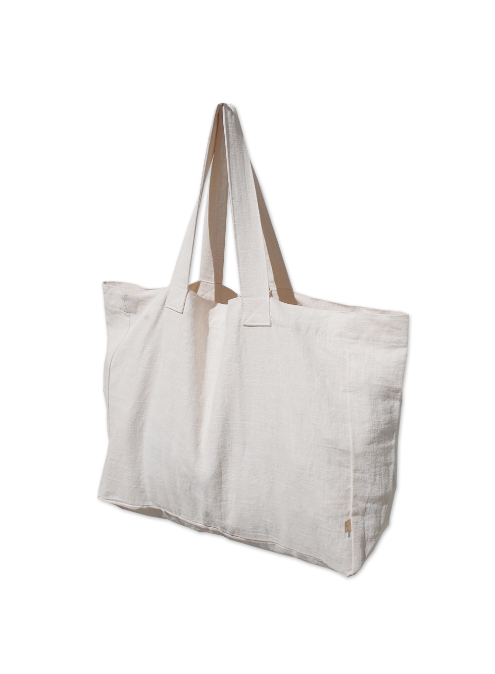 [30% OFF] BIG BAG (IVORY LINEN)