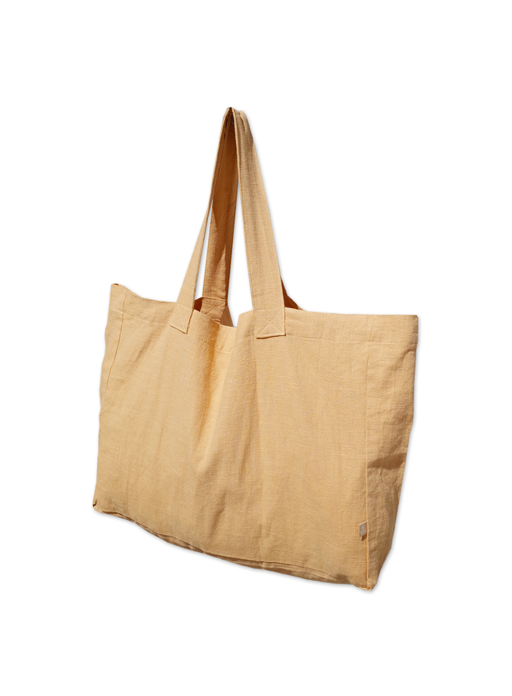 [30% OFF] BIG BAG (ORANGE LINEN)