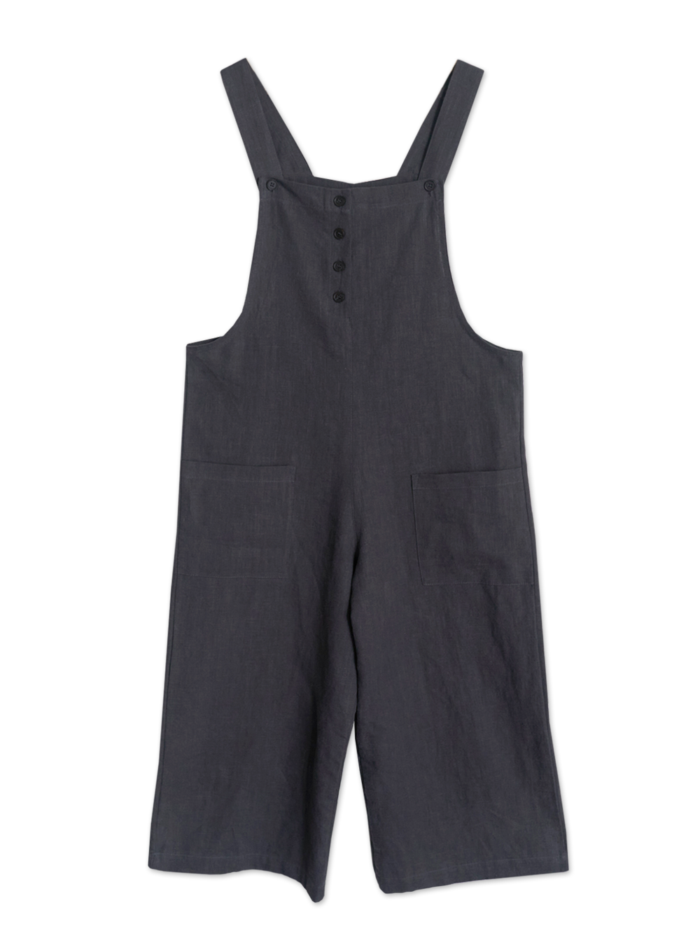 [10% OFF] EASY JUMPSUIT (CHARCOAL)